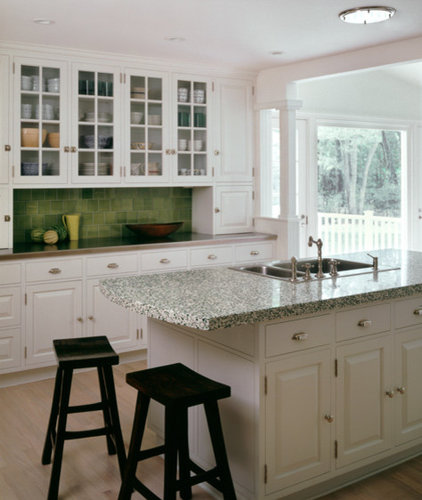 Contemporary Kitchen by Denise DeCoster Architect