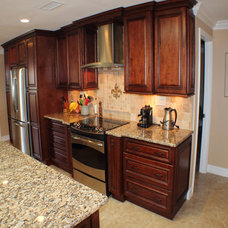 Mediterranean Kitchen by depotgranite