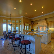 Traditional Kitchen by Deborah Costa