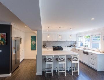 Kitchen design & installation Collaroy. Northern Beaches