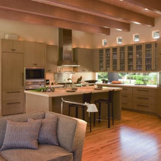 Contemporary Kitchen by Rizek Design & Remodeling