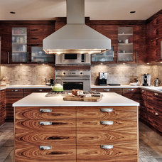 Contemporary Kitchen by David Giral Photography