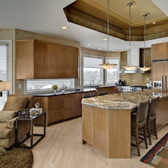 contemporary kitchen by Design By Lisa