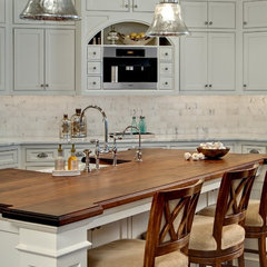 traditional kitchen by Design By Lisa