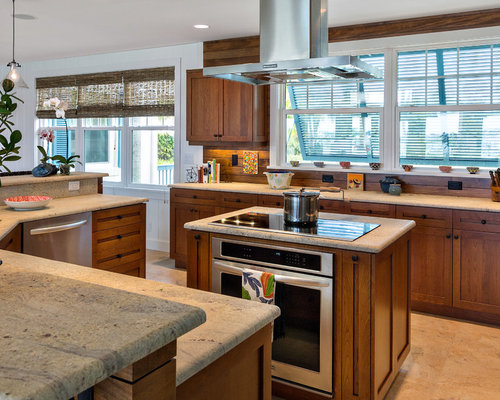 Kitchen Island With Cooktop island cooktop | houzz