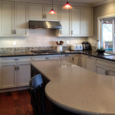Traditional Kitchen by CAGE Design Build