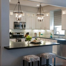 Traditional Kitchen by Showplace Design & Remodel