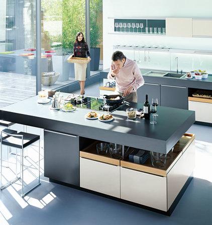 Modern Kitchen Kitchen design