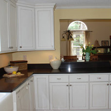 Traditional Kitchen Kitchen Design