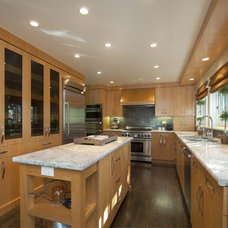 Contemporary Kitchen Kitchen Design Inspiration in Lafayette CA Homes Staged to Sell
