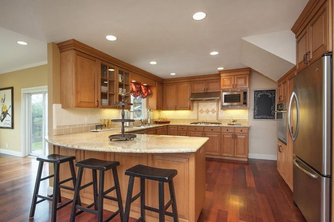 Traditional Kitchen Kitchen Design Inspiration - Lafayette CA Homes Staged to Sell