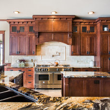 Craftsman Kitchen by Interior Images