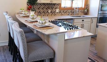 Kitchen Design: Open Concept Style, Mid Continent Cabinetry, Cambria Quartz Coun