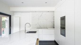 Kitchen Design - Private house in Belgium