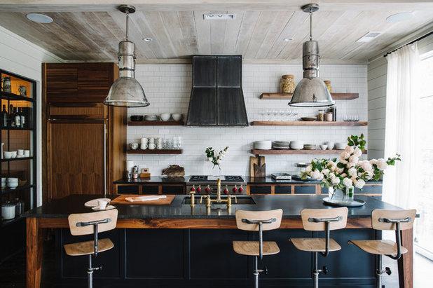 Farmhouse Kitchen by Stonecrest Works