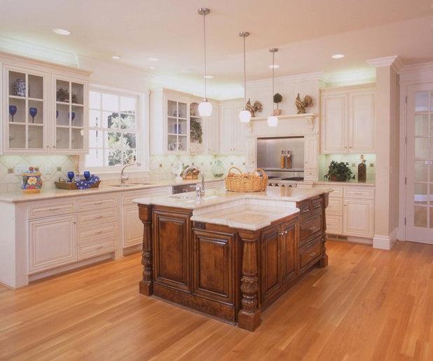Kitchen Design: Baking Stations Make Cooking More Fun