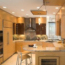 Contemporary Kitchen by Design Studio West