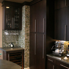 Contemporary Kitchen by Design Times Inc