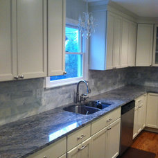 Traditional Kitchen by Tonia J. Cleveland Interiors