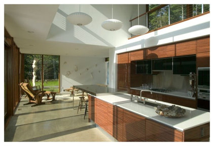 contemporary kitchen by Urban Homes - Innovative Design for Kitchen & Bath