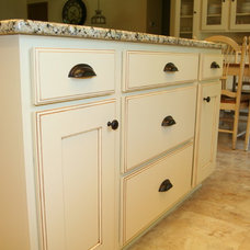 Traditional Kitchen by Woodwork Specialties
