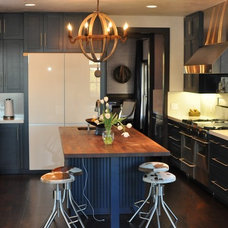 Eclectic Kitchen by Zin Home