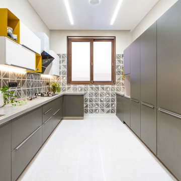 Kitchen designed by Mirius Interni