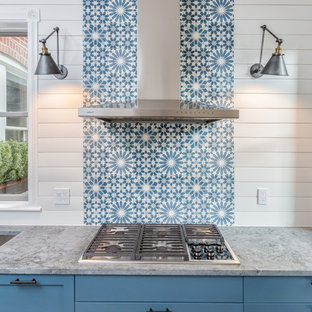 Eclectic kitchen designs - Inspiration for an eclectic kitchen remodel in DC Metro