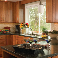 Traditional Kitchen by Avonite Surfaces - Aristech Acrylics