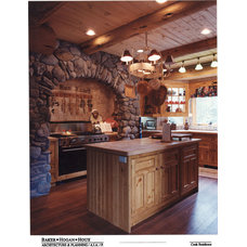 Traditional Kitchen by bhh Partners Planners / Architects
