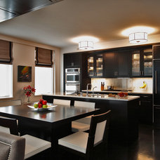 Contemporary Kitchen by Kitchen Designs by Ken Kelly, Inc. (CKD, CBD, CR)