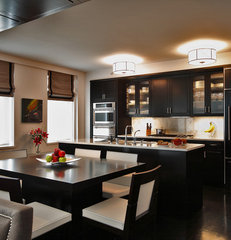 modern kitchen by Kitchen Designs by Ken Kelly, Inc. (CKD, CBD, CR)