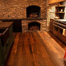 Kitchen by Sullivan Hardwood Flooring