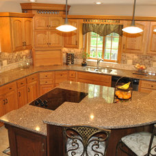 Traditional Kitchen by Wright Do-it Center