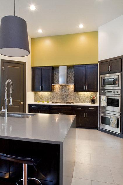 Contemporary Kitchen by Design Studio2010, LLC