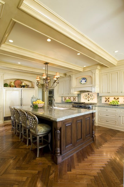 Traditional Kitchen by Details a Design Firm