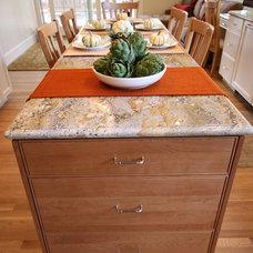 Traditional Kitchen Kitchen Details