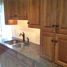 Traditional Kitchen by Lowe's of Reading Pa.