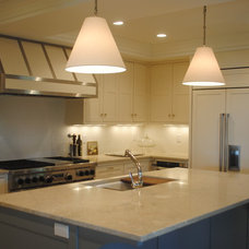 Contemporary Kitchen by Digs Design Company