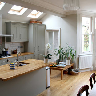 Kitchen/Diner with Side Extension