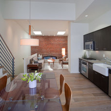 Transitional Kitchen by Rockefeller Partners Architects