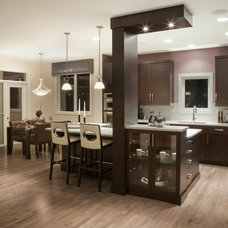 Modern Kitchen by Fenwick & Company Interior Design