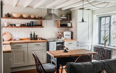 Avant/Après : Un cottage du Norfolk s'inspire du paysage
