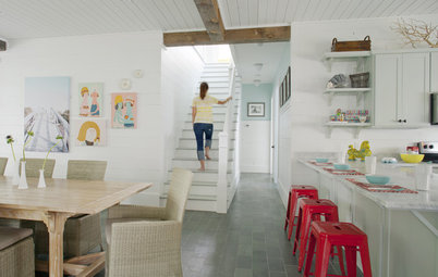 Tile Floors Help a Hot Home Chill Out