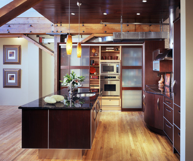 Eclectic Kitchen by Kitchen Distributors