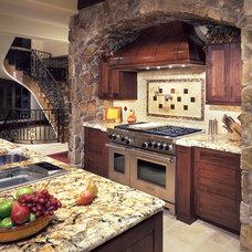 Traditional Kitchen by Kitchen Distributors