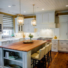 Traditional Kitchen by Savvy Interior Design