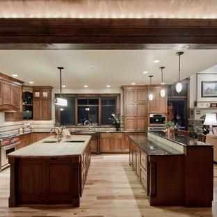 Double Island Kitchen | Houzz