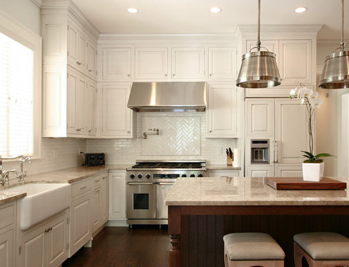 kitchen cabinets on houzz tips from the experts. Black Bedroom Furniture Sets. Home Design Ideas
