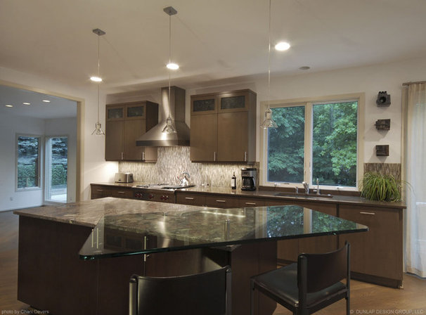 Contemporary Kitchen by Dunlap Design Group, LLC